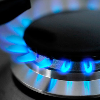 gas cooktop burner service and repair